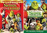 The Big, Green, & Smelly: Shrek The Third & Shrek: Forever After The Final Chapter (DVD Bundle/ 2 Feature Films)