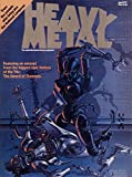 img - for Heavy Metal Magazine Vol 1 Issue #1 - Premiere Publication book / textbook / text book