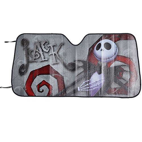 Infinity Stock Nightmare Before Christmas Auto Sun Shade Universal Size Fit 58