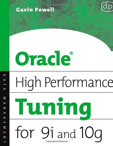 Download Oracle High Performance Tuning for 9i and 10g Pdf