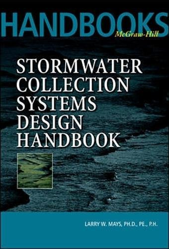 Stormwater Collection Systems Design Handbook ()