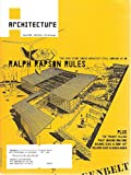 img - for Architecture, March 2005, with articles on Ralph Rapson, Philip Johnson, and Richard Meier book / textbook / text book