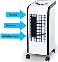 3in1 Aircooler Mobile Klimaanlage Klimagerät Klima Ventilator mit...