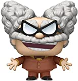 Funko POP Movies Captain Underpants Professor Poopypants Action Figure