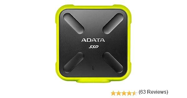 ADATA SD700 1000 GB Negro, Amarillo - Unidades externas de Estado ...