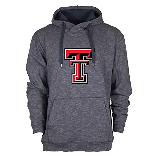 - Ouray Sportswear NCAA Texas Tech Red Raiders Men's Rhythm Hoodie, Textured Black, Small