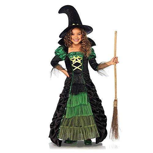 Leg Avenue Children's Storybook Witch Costume