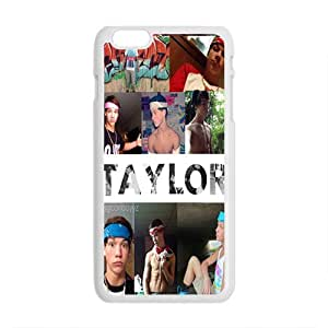 Taylor Design Plastic Case Cover For Iphone 6 Plus