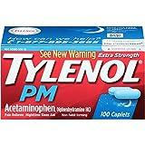 (US) Tylenol PM Extra Strength Caplets, 100 Ct