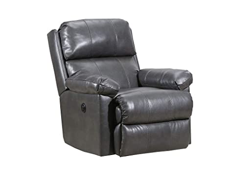 Magnificent Lane Eureka Zero Gravity Leather Vinyl Rocker Recliner In Granite Free Curbside Delivery 4208 Caraccident5 Cool Chair Designs And Ideas Caraccident5Info
