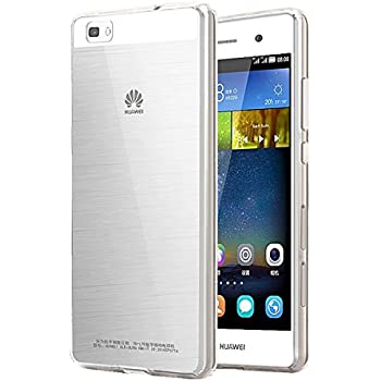 Amazon.com: Spigen Rugged Armor Huawei P8 Lite Case with ...