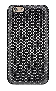 Hard Plastic Iphone 6 Case Back Cover,hot Protective Net With Holes Case At Perfect Diy