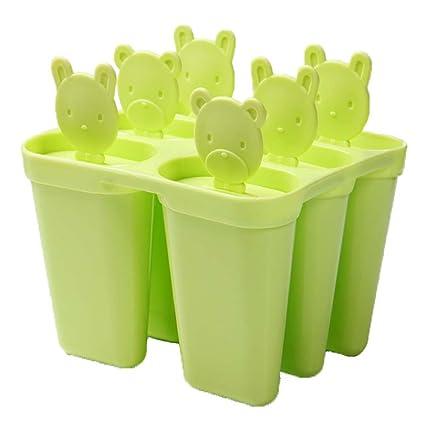 Koala Superstore Moldes para Hacer Helados artesanales en casa Moldes para Helados en paletas congelados 6
