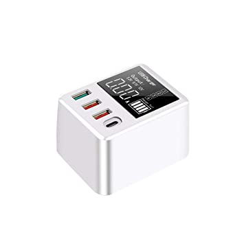 Docooler WLX-A9T Cargador rápido USB Inteligente de ...
