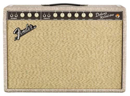 - Fender Limited Edition '65 Deluxe Reverb Fawn 22-Watt 1x12