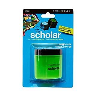 Prismacolor Scholar Pencil Sharpener (1774266) (B004F9QBGE) | Amazon price tracker / tracking, Amazon price history charts, Amazon price watches, Amazon price drop alerts
