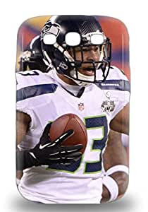 NFL Seattle Seahawks Malcolm Smith #53 3D PC Case Compatible With Galaxy S3 Hot Protection 3D PC Case ( Custom Picture iPhone 6, iPhone 6 PLUS, iPhone 5, iPhone 5S, iPhone 5C, iPhone 4, iPhone 4S,Galaxy S6,Galaxy S5,Galaxy S4,Galaxy S3,Note 3,iPad Mini-Mini 2,iPad Air )
