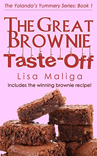Great Brownie Taste off Yolandas Yummery ebook product image