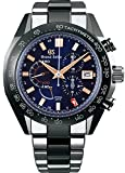 Grand Seiko Black Ceramic Collection Limited Edition SBGC219 9R Spring...