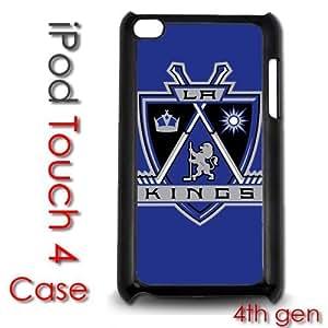 IPod Touch 4 4th gen Touch Plastic Case - La Kings Hockey