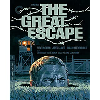 The Great Escape (The Criterion Collection) [Blu-ray]
