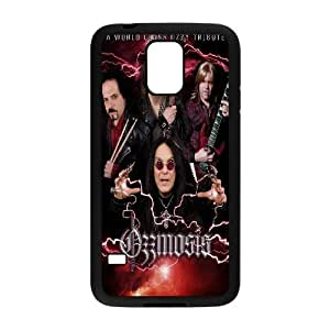 Printed Phone Case Black Sabbath For Samsung Galaxy S5 Q5A2112827