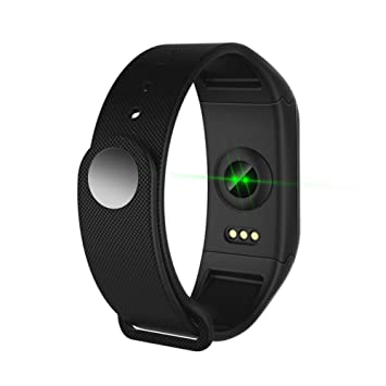 HOYHPK Smart Watch F1 Plus Presión Arterial Monitor De Ritmo ...