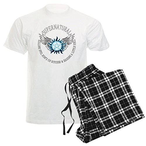 CafePress Supernatural protection Comfortable Sleepwear