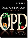 Oxford Picture Dictionary Audio CDs: American English pronunciation of OPD's target vocabulary: No. 1-4 (Oxford Picture Dictionary Second Edition)