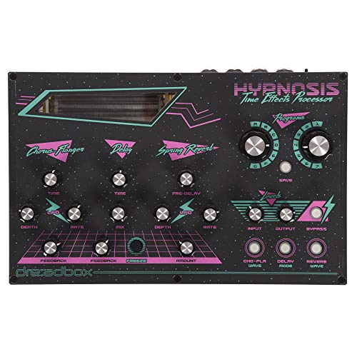 Dreadbox Hypnosis Time Effects Processor