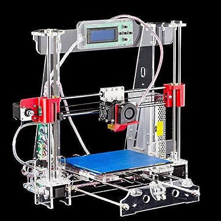 LeftCafe P802M - Pantalla LCD para Impresora 3D (12 V, 20 A, 240 W ...