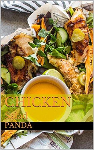 Chicken: Salad by panda