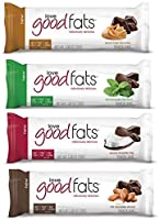 Love Good Fats Box of 12 (Variety Pack), 39 Grams