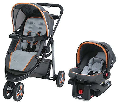 Graco Modes Sport Travel System, Tangerine by Graco