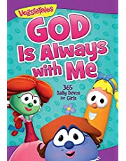 God Is Always with Me: 365 Daily Devos for Girls