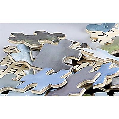Heylookhere Jigsaws Puzzle Toys 1000 Pezzi In Legno Peg Puzzle Education Learning Toy Regali Fantastici Per I Bambini Albero