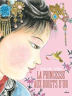 La princesse aux doigts d'or, Jolibois, Christian