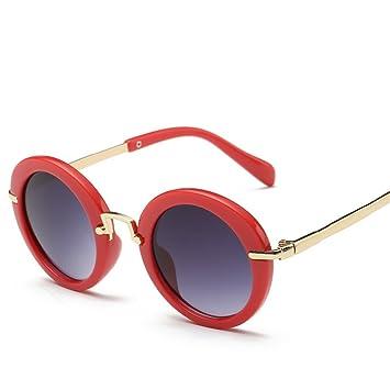 RFVBNM Gafas de sol Niños Gafas de Sol para Hombres y ...