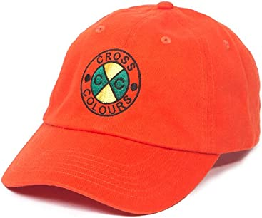 3d89cafdcbdee Cross Colours Classic Embroidered Dad Hat