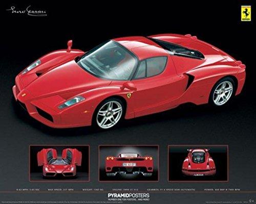 - Ferrari ( Enzo) Poster 20x16
