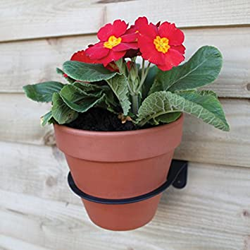 Superb Eco Recycled Vertical Garden Plant Pot Holder For Hanging 5 6 Inch Pots On  Fence