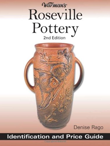art pottery price publications