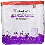 Cardinal Health Women's Moderate Absorbency Protective Underwear Case Packs zise XXL.