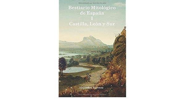 Bestiario Mitológico de España: Castilla, León y Sur: Amazon.es ...