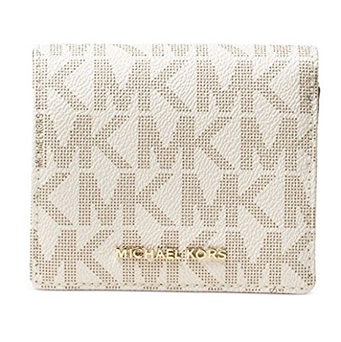 Michael Michael Kors Womens Jet Set Travel Signature Carryall - Kors Glitter Michael
