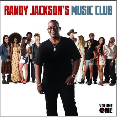 Randy Jackson's Music Club, Volume 1 LIMITED EDITION Features Paula Abdul