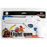 New Revolver Light Guns Bundle Shooting Game for Nintendo Wii Remote Controller