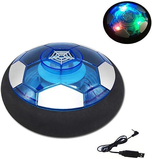 Lispeed Juguetes para niños Hover Soccer Ball Air Air Recargable ...
