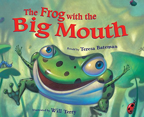 The Frog with the Big Mouth (Frog Terry)
