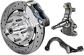67 68 69  Camaro /& Firebird Steering /& Ball Joint Castle Nut Kit